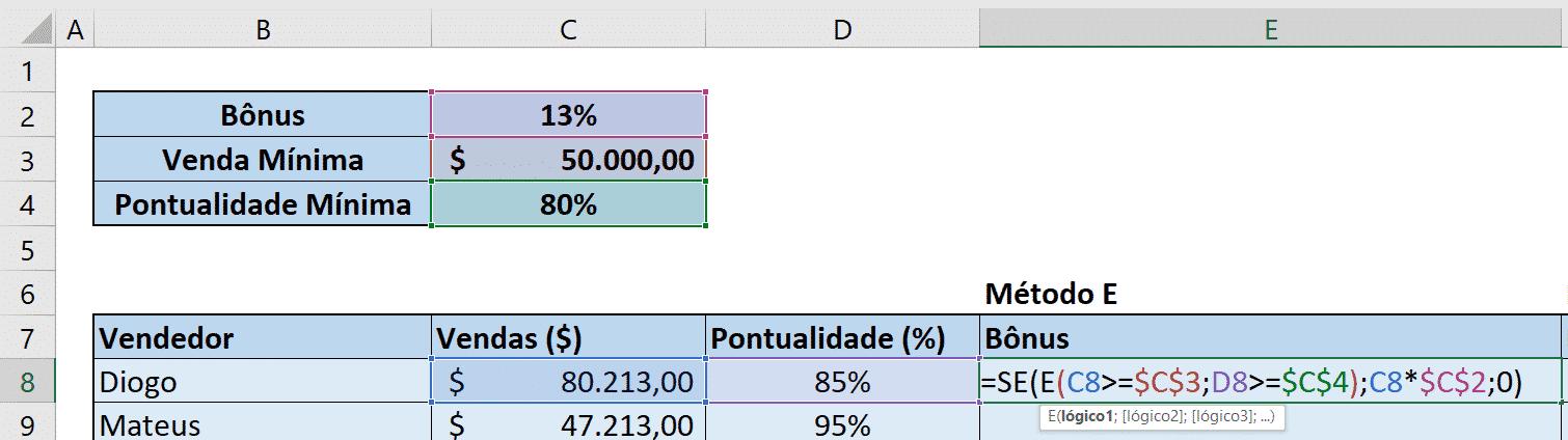 Fórmula SE + fórmula E