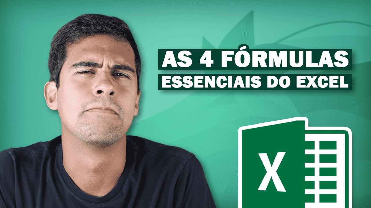 As Fórmulas Essenciais do Excel   Hashtag Treinamentos