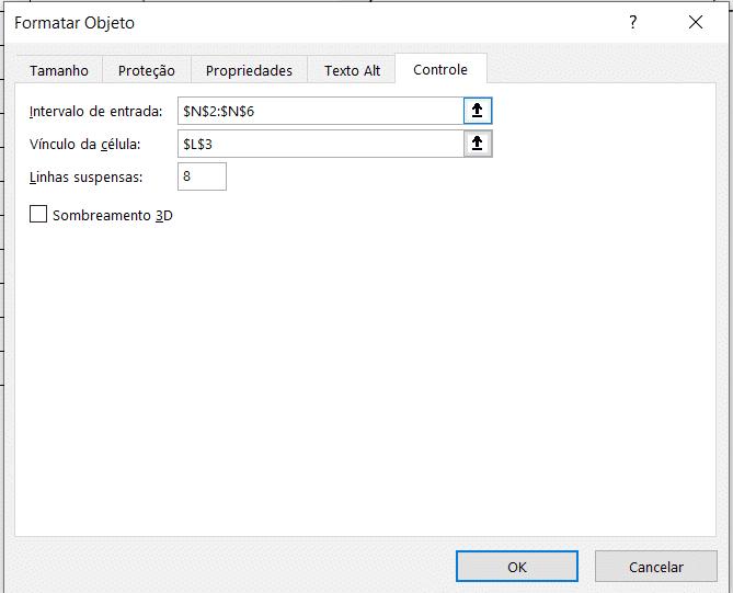 Repetindo o processo para as informações de cabeçalho - Fim do PROCV