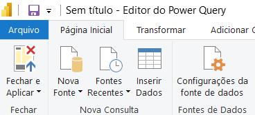 Enviando as tabelas ao Power BI para a Modelagem de Dados