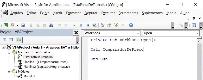 Série Automação Web Aula8