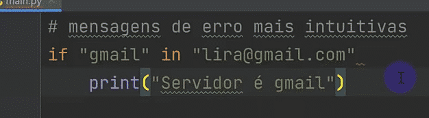 Código para testar o erro na versão 3.10